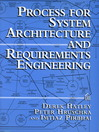 Process for System Architecture and Requirements Engineering (eBook)