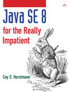 Java SE 8 for the Really Impatient (eBook)