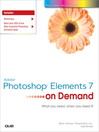 Adobe Photoshop Elements 7 on Demand (eBook)