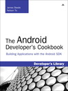 The Android Developer's Cookbook (eBook): Building Applications with the Android SDK
