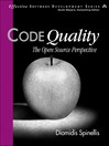 Code Quality (eBook): The Open Source Perspective