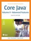 Core Java<sup>TM</sup>, Volume II (eBook): Advanced Features