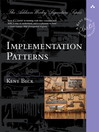 Implementation Patterns (eBook)