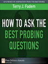 How to Ask the Best Probing Questions (eBook)