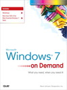 Microsoft Windows 7 On Demand (eBook)