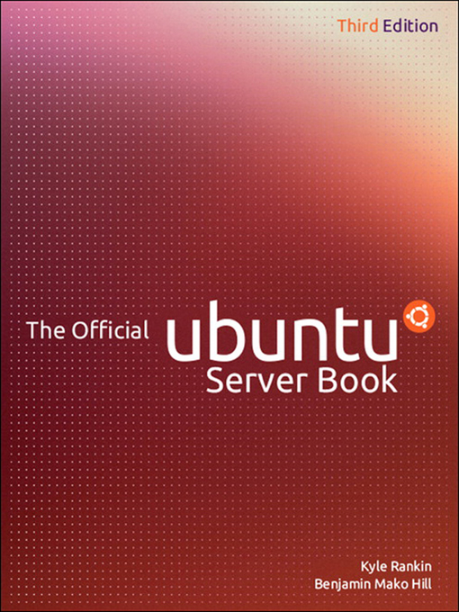 The Official Ubuntu Server Book (eBook)