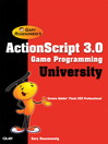 ActionScript 3.0 Game Programming University (eBook)
