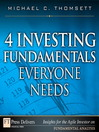 4 Investing Fundamentals Everyone Needs (eBook)