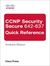 CCNP Security Secure 642-637 Quick Reference (eBook)