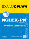 NCLEX-PN Practice Questions Exam Cram (eBook)