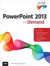 PowerPoint 2013 on Demand (eBook)