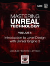 Mastering Unreal® Technology, Volume I (eBook): Introduction to Level Design with Unreal® Engine 3