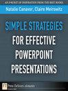 Simple Strategies for Effective PowerPoint Presentations (eBook)