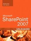 Microsoft SharePoint 2007 Unleashed (eBook)