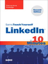 Sams Teach Yourself LinkedIn in 10 Minutes (eBook)