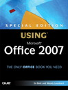 Special Edition Using Microsoft Office 2007 (eBook)