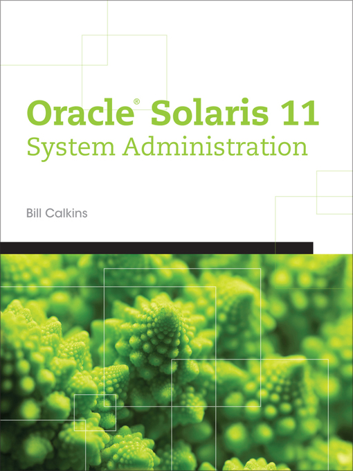 OracleR Solaris 11 System Administration (eBook)
