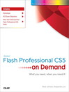 Adobe® Flash® Professional CS5 on Demand (eBook)
