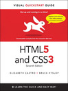 HTML5 & CSS3 Visual QuickStart Guide (eBook)