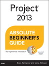Project 2013 Absolute Beginner's Guide (eBook)