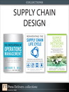 Supply Chain Design (Collection) (eBook)