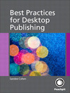 Cover image of Best Practices for Desktop Publishing