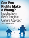 Can Two Rights Make a Wrong? (eBook)