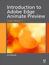 Introduction to Adobe Edge Animate Preview (eBook): Covers Version 7