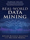 Real-World Data Mining (eBook): Applied Business Analytics and Decision Making