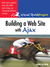 Building a Web Site with Ajax (eBook): Digital Imaging Concepts and Techniques