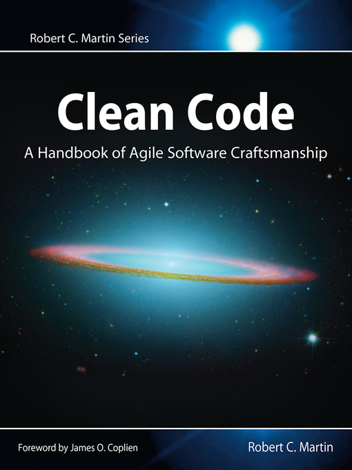 Clean Code (eBook): A Handbook of Agile Software Craftsmanship