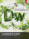 Adobe Dreamweaver CC Classroom in a Book (eBook)