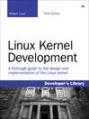 Linux Kernel Development (eBook)