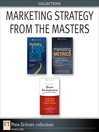 Marketing Strategy from the Masters (Collection) (eBook)