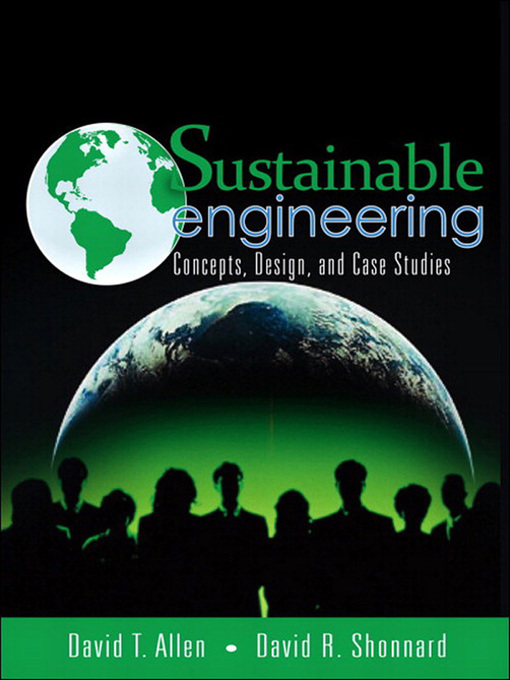 Sustainable Engineering (eBook): Concepts, Design and Case Studies