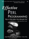 Effective Perl Programming (eBook): Ways to Write Better, More Idiomatic Perl