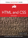 HTML and CSS (eBook): Visual QuickStart Guide