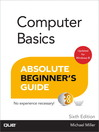Computer Basics Absolute Beginner's Guide, Windows 8 Edition (eBook)