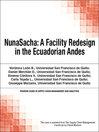 NunaSacha (eBook): A Facility Redesign in the Ecuadorian Andes