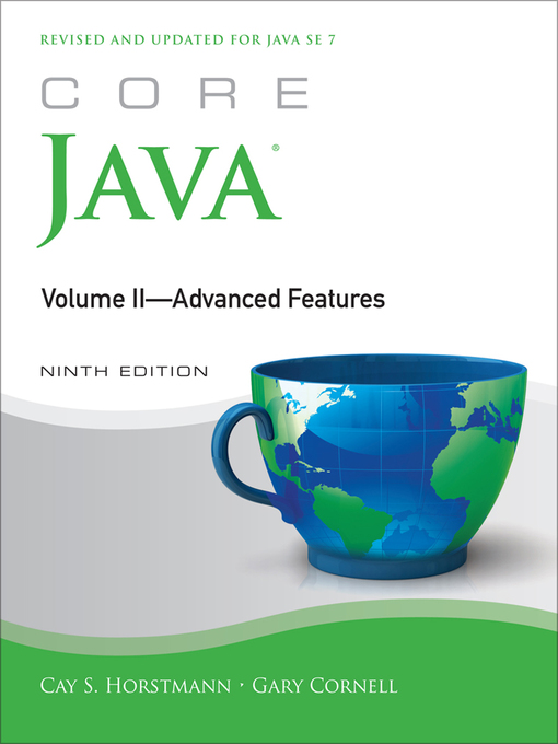 Core Java® Volume II–Advanced Features (eBook)