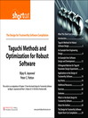 Taguchi Methods and Optimization for Robust Software (Digital Short Cut) (eBook)