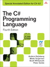 The C# Programming Language (Covering C# 4.0) (eBook)