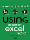Using Microsoft Excel 2010 (eBook)