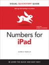 Numbers for iPad (eBook): Visual QuickStart Guide