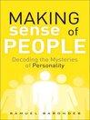 Making Sense of People (eBook)