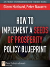How to Implement a Seeds of Prosperity Policy Blueprint (eBook)