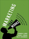 Marketing That Works (eBook): Building Enterprises for a Borderless World