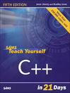 Sams Teach Yourself C++ in 21 Days (eBook)