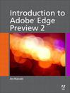 Adobe Edge Preview 2 (eBook)