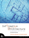 Information Architecture (eBook): Blueprints for the Web
